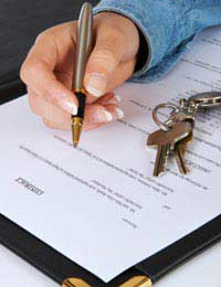 Letting Agency Contract Property